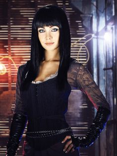 Exclusive Interview With Ksenia Solo Of 'Lost Girl'