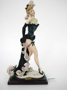 "G Armani Sculpture, ""Kitty"" : Lot 680"