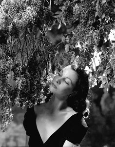 Vivien Leigh photographed by Cecil Beaton, 1946