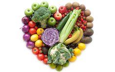 Bär, frukt och grönsaker är bra för både midjemått och hjärthälsa!