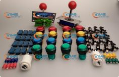 Usb, Arcade Parts, Brand Store, Diy Kits, Entertaining, Games, Buttons, Cabinet, Retro