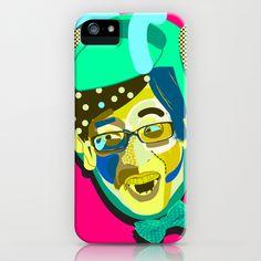 Yoo Jae-Seok/유재석. iPhone & iPod Case by Huxley Chin - $35.00