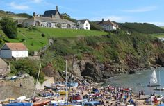 Hope Cove , Devon