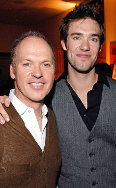 Damn! Michael Keaton's Son Sean Is Super Hot (Even Mindy Kaling Noticed!)  Michael Keaton, Sean Keaton