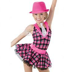 Jazz Dance Dancewear Children's Jazz Dress - USD $57.79 OMG THIS BETTER BE MY JAZZ DANCE COSTUME THIS YEAR!!!!!!!
