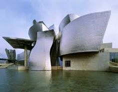 Gugenheim - Bilbao, Spain  by Frank Gehry
