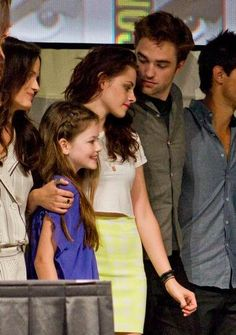 Rob and Kristen with Mackenzie