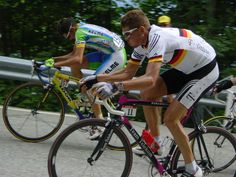 Jan Ullrich & Oscar Sevilla, Alpe d'Huez, Tour de France 2001