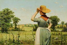 George Agnew Reid (1860-1947) Canadian Painter ~ Blog of an Art Admirer