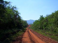 """Camino al cerro """"Tres Kandú"""". Gral Garay -Dpto. Guairá"""