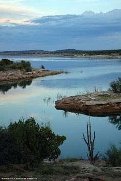 Santa Rosa Lake State Park by Russell Smiths, via Flickr