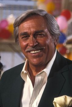 Howard Keel - enjoyed his performances in many musicals back in the day!