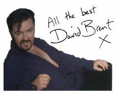 David Brent, The Office (U.K original version)