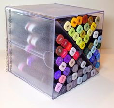 Faerie * Dust * Dreams: Deflecto Storage Solutions for Crafting ...