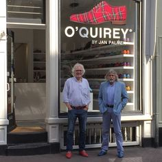 O'Quirey Utrechtsestraat Amsterdam | #JanPalmen #JohanDerksen #Amsterdam