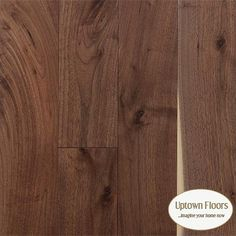 "Lively Walnut Reserve Character  engineered. Offered in 3 1/4 inch to 8 1/4"" width. Random lengths one to eight feet. Unfinished & prefinished."