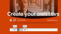 Blubbr.tv voorzie youtube video`s van vragen. Blubbr selecteert fragmenten van maximaal 20 seconden. voeg dan een meerkeuze vraag in.