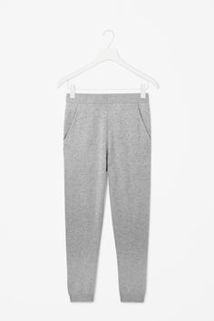 COS   Wool cashmere trousers
