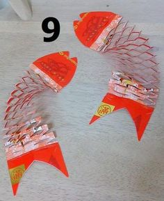 Ang pao fish tutorial school pinterest tutorials for Ang pao fish tutorial