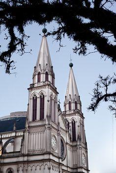 tedral Basílica Menor de Nossa Senhora da Luz de Curitiba  Praça Tiradentes - Curitiba - Paraná - Brasil