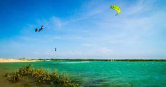 http://www.barragrandepiaui.com  Amazing Kitesurf spot in North East Brazil
