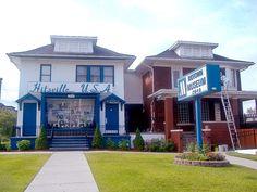 detroit landmark | Motown Historical Museum, Detroit