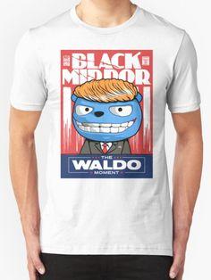 Moment T-Shirt - Black Mirror T-Shirt at Redbubble!