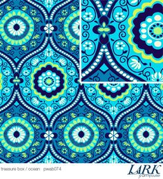 Amy Butler pattern from the Lark collection
