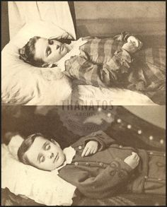 victorian post mortem photography - Google Search                                                                                                                                                      More