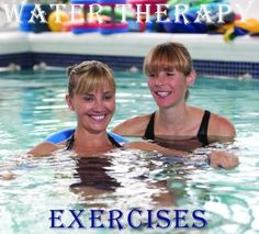 Water Therapy Exercises – Beauty and Health