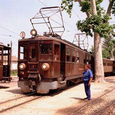 Fotografía del Tren