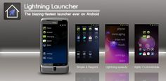 Free Lightning Launcher Home 4.9 Apk Download