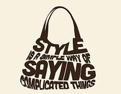 Its All About The Bag Fashion Style Quotesfashion