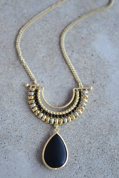 Cleopatra Necklace from Page 6 Boutique