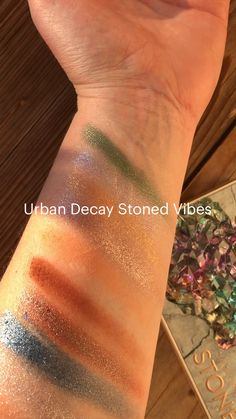 Urban Decay Eyeshadow, Fire Nails, Lip Makeup, Lavender, German, Sparkle, Make Up, Stone, Beauty