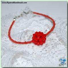 office red Red Accents, Crochet Necklace, Jewelry, Jewellery Making, Jewels, Jewlery, Jewerly, Jewelery, Jewel