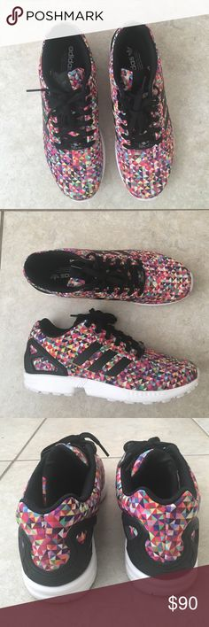 Adidas ZX Flux Adidas FX Flux. Like new only worn a few times. In excellent condition. Adidas Shoes Sneakers