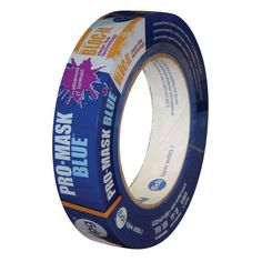 Intertape Polymer Group 0.94 in. x 60 yds. ProMask Blue Painter's Tape with Bloc It