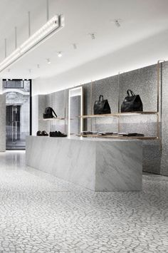 Valentino Man Store - by David Chipperfield