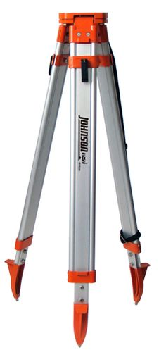 Johnson Level 40-6335 Contractor Grade Aluminum Tripod