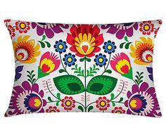 Almofada Flowers - 30x45cm
