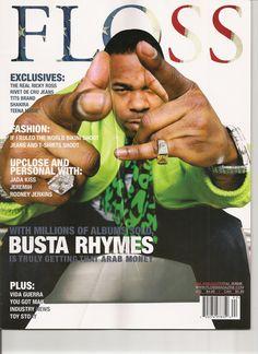 Floss Magazine - Derty Den