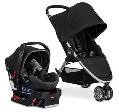 britax, b-agile 3, b-safe 35, travel system, superior, protection, lightweight, stroller