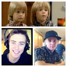 Alex and nicky from full house grown up