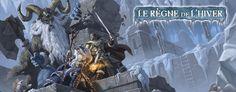 Participatif : Campagne Pathfinder • Le Règne de l'hiver (Black Book Éditions)