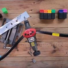 Life Hacks Diy, Useful Life Hacks, Homemade Tools, Diy Tools, Welding Projects, Woodworking Projects, Metal Projects, Cool Gadgets To Buy, Car Gadgets