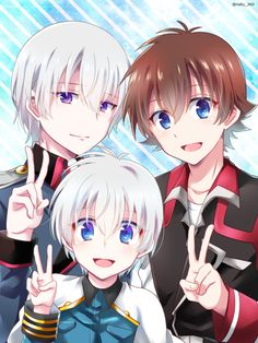Elf, The Prince and Haruto - Valvrave Valvrave The Liberator, L Elf, Anime Elf, Friend Anime, Fan Anime, Fujoshi, Elves, Cute Couples, Anime Characters