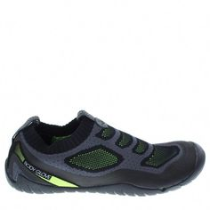 An excellent set of clean water footwear is essential if you're thinking about thumping the beach or taking prolonged hikes in the mountains this summer. Black Neon, Neon Yellow, Brooks Running Shoes, Barefoot Shoes, Mens Gloves, Shoe Size Chart, Water Shoes, Womens Slippers, Character Shoes