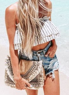 #summer #outfits / 75 Summer Outfits to Update Your Wardrobe09