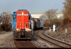 RailPictures.Net Photo: GTW 4623 Grand Trunk Western EMD GP9R at Pontiac, Michigan by Steve Davey